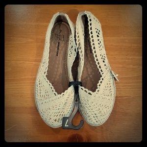Crochet Slip-Ons